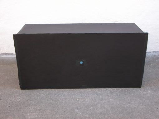 #1014 20×40 Foam Core Box w/pinhole / 5th Street & Howard, SF