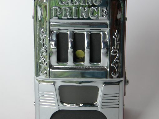 #777 Casino Prince, Toy Slot Machine