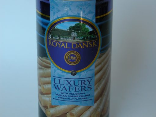 #781 Royal Dansk Luxury Wafers