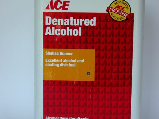 #794 Ace Denatured Alcohol Shellac Thinner
