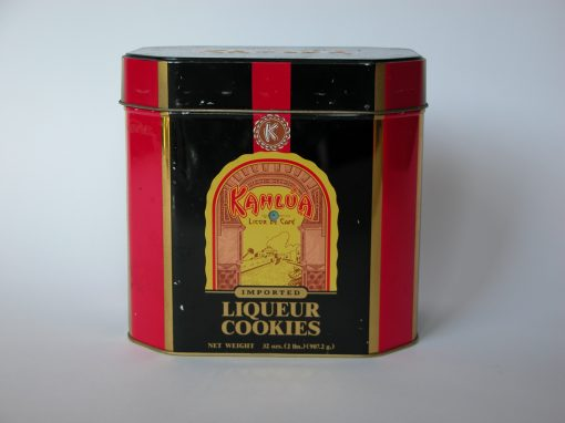#795 Kahlua Liquor Cookies