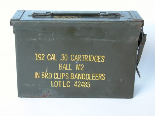 #801 Ammo Can #2