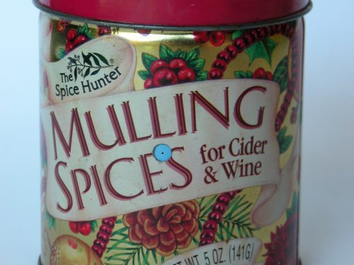 #803 Mulling Spices for Cider & Wine