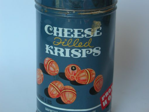 #808 Cheese Filled Almond Bisques, Product of Holland