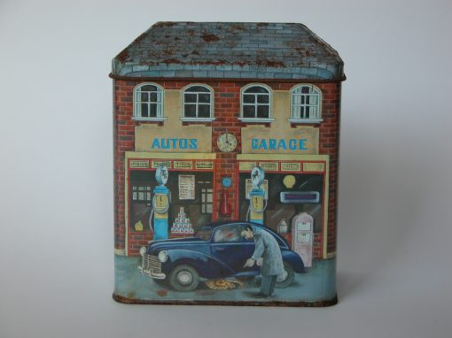 #811 AUTOS GARAGE Commemorative Tin