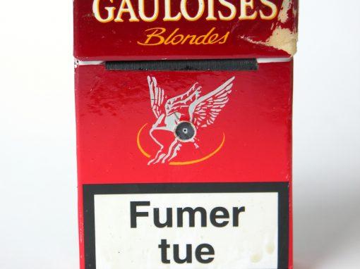 #838 Gauloises Blondes Fumer tue