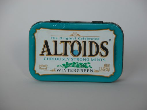 #843 Altoids #11, Peppermint