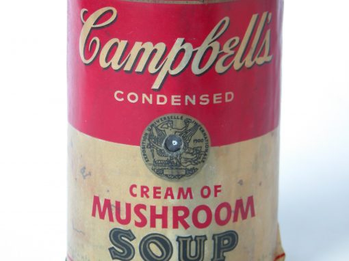 #866 Campbell's Cream of Mushroom Soup