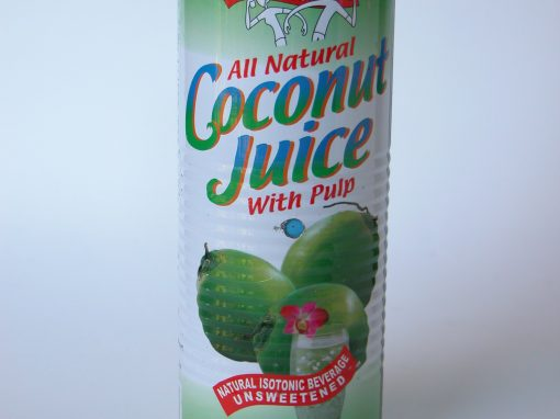 #869 Coconut Juice with Pulp