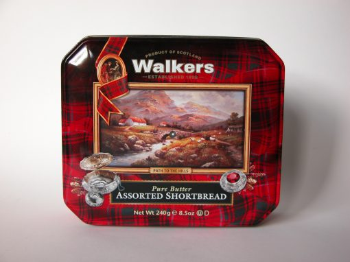 #873 Walker's Assorted Shortbread