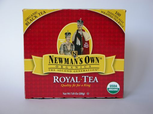 #880 Newman's Own Royal Tea
