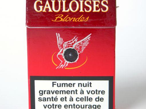 #902 Gauloises Blondes #2, Fumer nuit