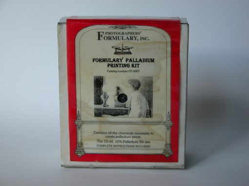 #949 Formulary Palladium Printing Kit