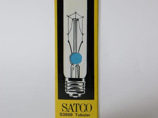 #957 SATCO 60 Watt Frosted Bulb