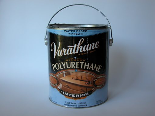 #968 Varathane Polyurethane, Water Base, Clear Gloss, 1 Gallon