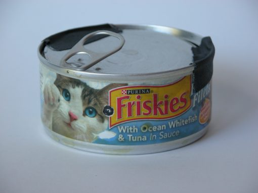 #971 Friskies #10, Ocean Whitefish