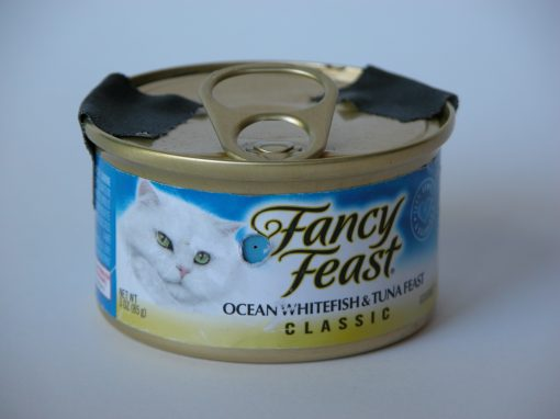 #976 Fancy Feast #13, Ocean Whitefish & Tuna Feast