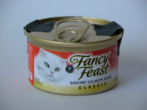 #977 Fancy Feast #14, Savory Salmon Feast
