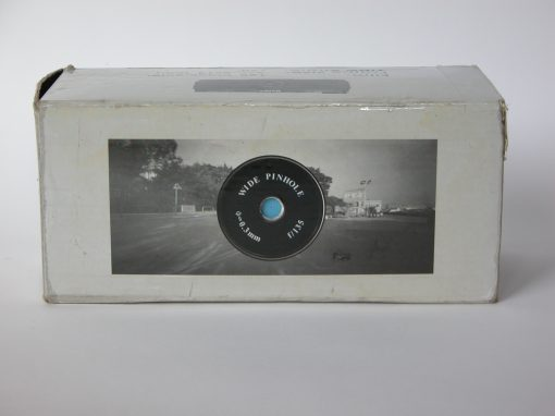 #992 HOLGA Wide-Angle Pinhole Camera Box