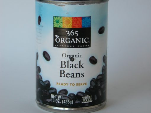 #245 365 Organic Black Beans