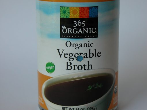 #562 365 Organic Vegetable Broth