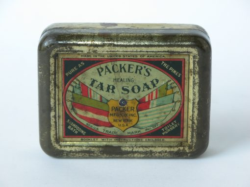 #302 Packer's Tar Soap / 454 cubic inch GMC