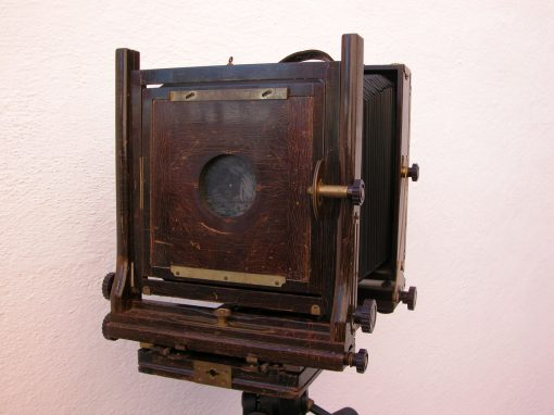 #272 8×10 View Camera w/Pinhole / Process Camera at San Francisco Art Institute