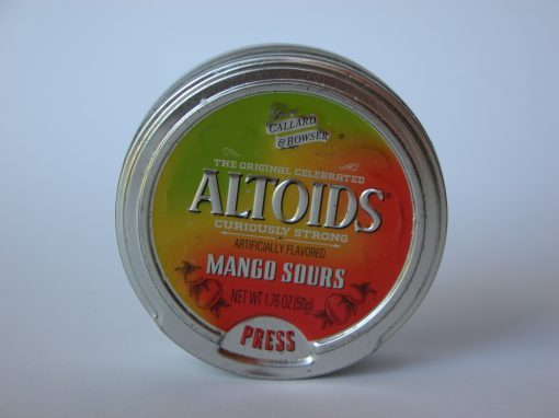 #608 ALTOIDS #6 (mango sours)