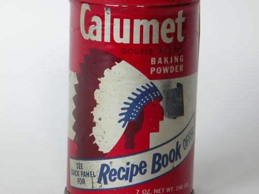 #37 Calumet Baking Powder / Alcatraz