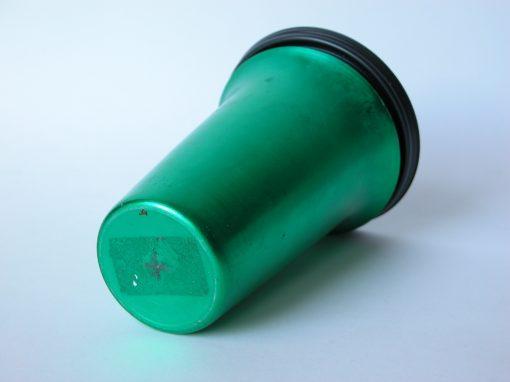 #507 Aluminum Cup (green #6)