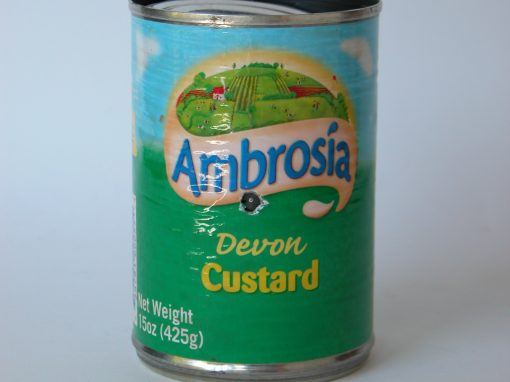 #240 Ambrosia Devon Custard