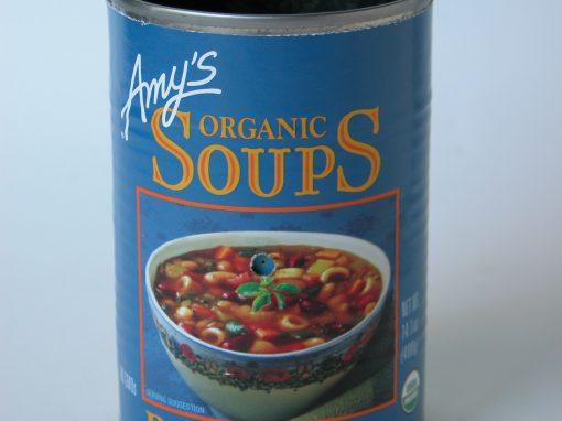 #565 Amy's Organic Soup