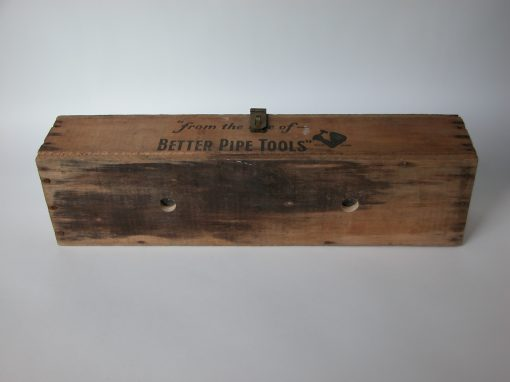 #315 Better Pipe Tools (stereo, wooden box)