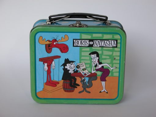#710 Boris & Natasha's Sneaky Plan Lunch Box