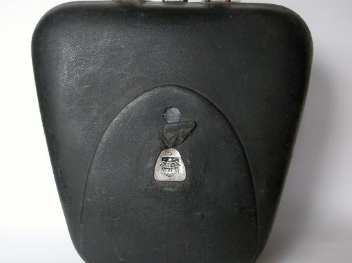 #89 Bowling Ball Case / Bowling Alley