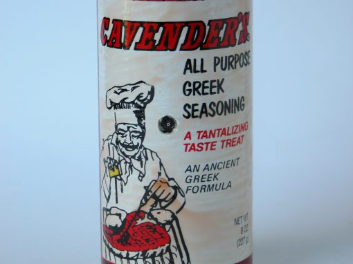 #214 Cavender's All Purpose Greek Seasoning
