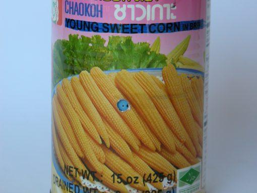 #654 Chaokoh (Baby Corn)