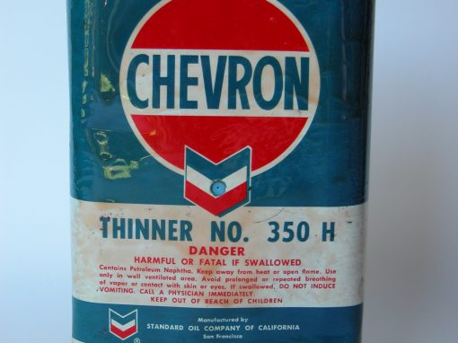 #636 Chevron Thinner No 350-H