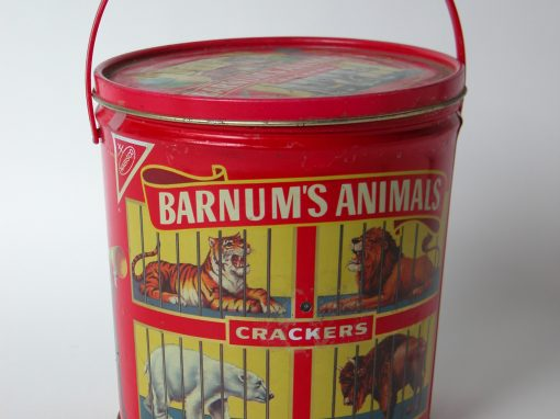 #69 Barnum's Animal Crackers / Circus Train