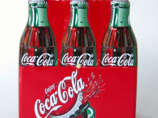 #379 Coca Cola 6-Pack