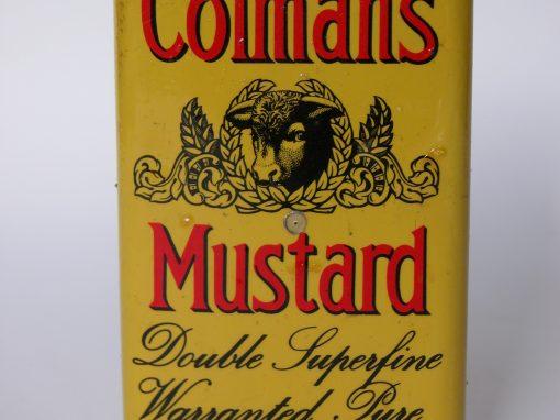 #354 Colman's Mustard, 34 oz.