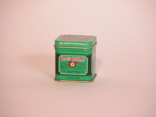 #311 Bag Balm #2, (small can) / Cow (replaces original Circuit Breaker Box)