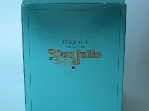 #472 Don Julio 100% De Agave