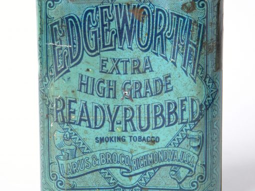#371 Edgeworth Extra High Grade Ready-Rubbed Smoking Tobacco