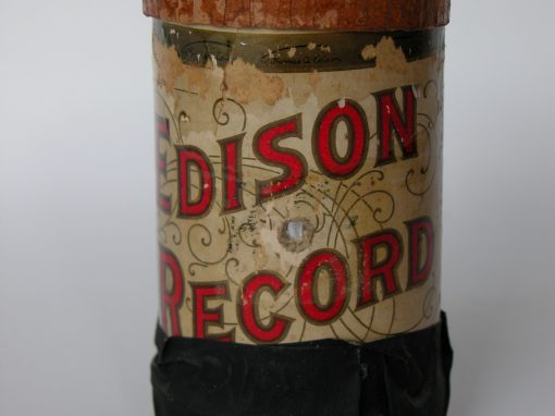 #60 Edison Record / Edison Record & Victrola