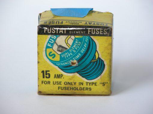 #313 Fustat Fuses / Electrical Fuse Box