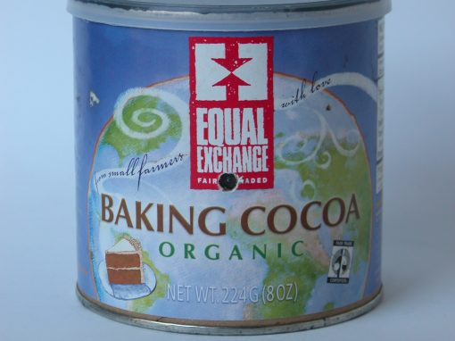#348 Equal Exchange Baking Powder