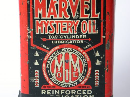 #94 Marvel Mystery Oil / Harley Davidson Motorcycle