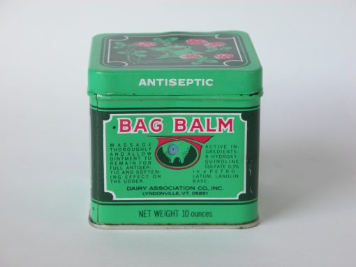 #598 Bag Balm #2 (large can) / Holy Cow Bar