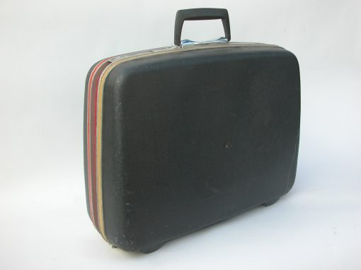 #128 Tri-Color Samsonite / Hotel Renoir #1